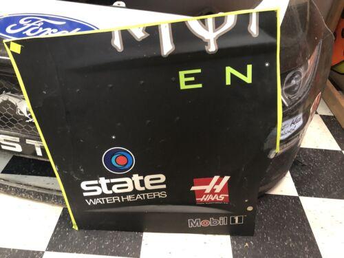 Kurt Busch Monster Energy Nascar Race Used Sheetmetal Passenger Qtr Panel