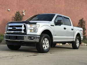 2017 Ford F-150 XLT SuperCrew 3.5L Ecoboost 4x4 XLT SuperCrew 5.