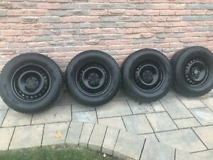 Firestone winter tires