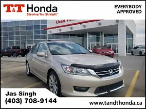 2015 Honda Accord Touring V6 *Local Vehicle, No Accidents, Le...