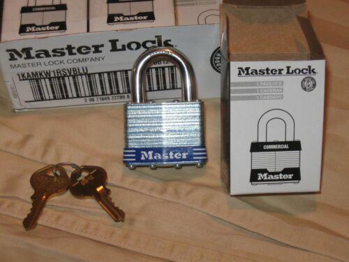 24 Master Lock #1 No 1 Padlocks 1KA keyed alike free ship US AK HI Puerto Rico
