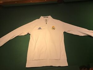 Veste sport Real Madrid authentique