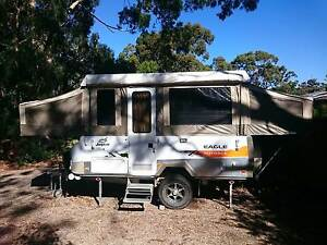 Jayco Eagle Outback camper trailer 2012 Coromandel Valley Morphett Vale Area Preview