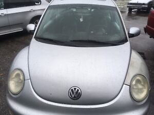 2002. VW BEETLE FOR SALE 1.8T