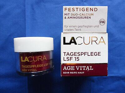 Lacura Tagespflege LSF15, Age Vital ; a 50 ml (2019)