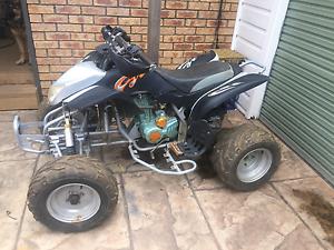 250cc quad Aberdare Cessnock Area Preview