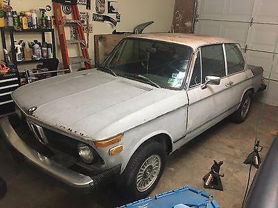 1975 BMW 2002  BMW 2002-NO RESERVE