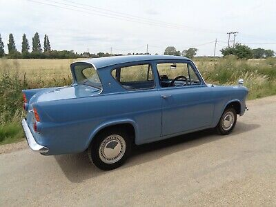 FORD ANGLIA - 1964 - JUST RECOMISIONED - GETTING VERY RARE NOW !!