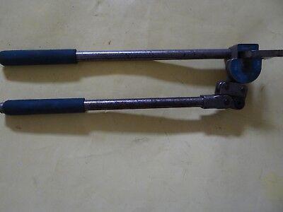 Used Swagelok 38 Tubing Bender Ms-htb-6t Hand Tubing Bender