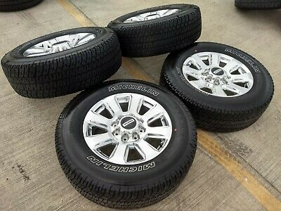 """20"""" Ford F-250 F-350 Limited 2019 OEM rims wheels tires 2016 2017 2018 10102 NEW for sale  Houston"""