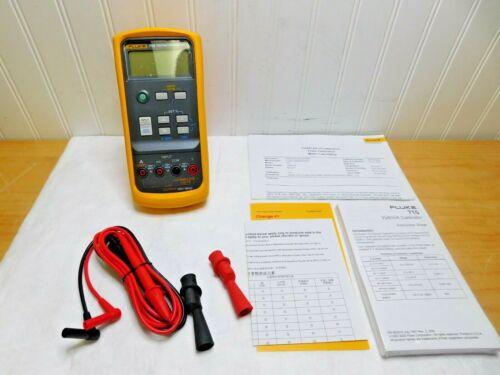 Fluke-715 Volt/mA Loop Calibrator PARTS/REPAIRS