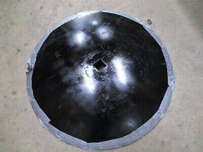 70030-00746 18 Disc Harrow Blade Smooth 1 Square Axle Hole Set Of 2