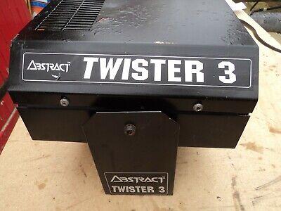 Abstract Twister 3 Retro disco light