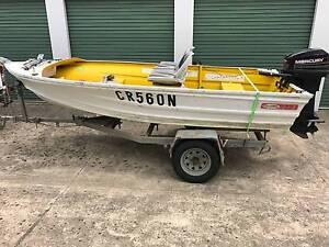 Great Tinny with Trailer and 20HP Outboard Dromana Mornington Peninsula Preview