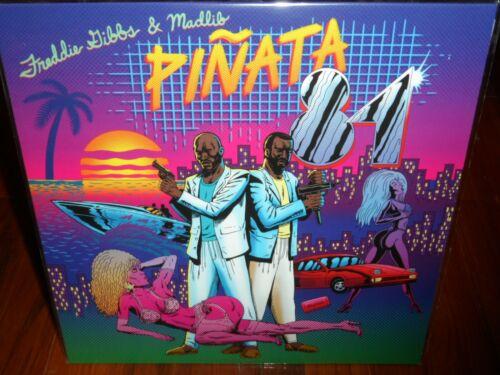 Freddie Gibbs & Madlib - Pinata 84 2021 RSD LP Brand New