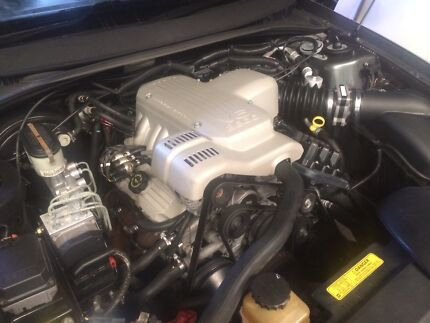 Holden Commodore COMPLETE V6 ENGINE LOW KILOMETRES 111,006 Bankstown Bankstown Area Preview