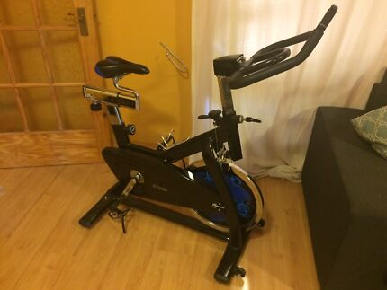 Orbit spin bike as new condition Swan View Swan Area Preview