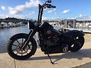 Harley Davidson Thundermountain Black Hawke O'Connor Fremantle Area Preview
