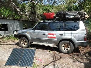 4x4 Toyota Prado, fully equipped, really good condition North Sydney Area Preview