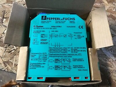 Pepperlfuchs 20053 Kha6-ot1ex1 With Warranty