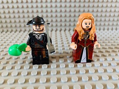 Lego Barbossa Elizabeth Swan Turner Pirates Of The Caribbean NEW Minifigure