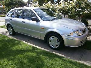 2002 Ford Laser Hatch - LOVELY CAR Lockleys West Torrens Area Preview