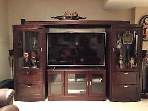 Concordia 4PC Wall Unit Package