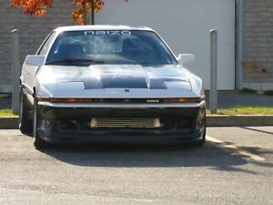 1992 TOYOTA SUPRA 1JZ MS3 X and more