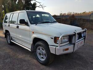 1995 Holden Jackaroo LWB (4x4)