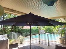OUTDOOR UMBRELLA KWILA FRAME OPENS TO 2.4 MTRS Forest Lake Brisbane South West Preview