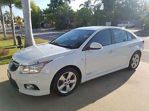 FOR SALE - 2011 Holden Cruze SRI-V Kirwan Townsville Surrounds Preview