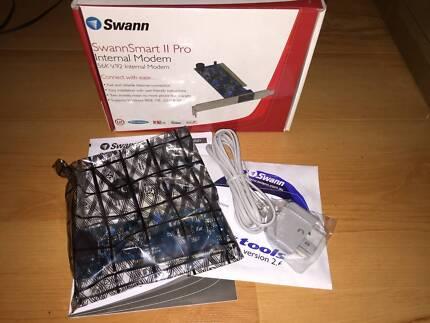 SwannSmart II Pro Internal Modem 56K V.92 Woodville Gardens Port Adelaide Area Preview