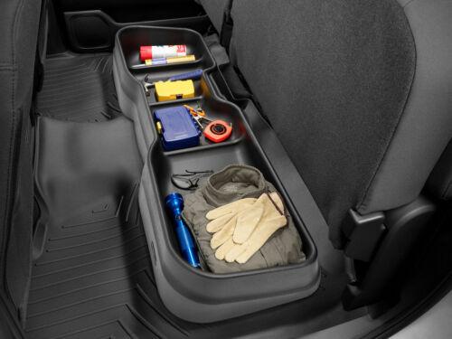 weathertech under seat storage system for 2019 chevy