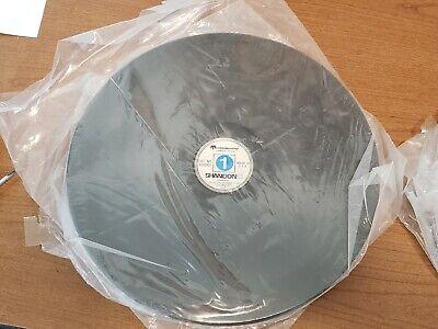 1 9992001 Thermo Shandon 5 Microsharp Lapping Plate Microtone Knife Sharpener
