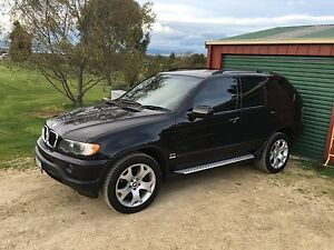 2004 BMW X5 MANUAL suv immaculate Sorell Sorell Area Preview