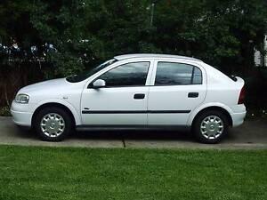 2003 Holden Astra Hatchback Blackalls Park Lake Macquarie Area Preview