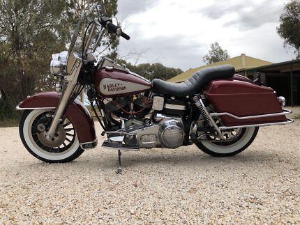 Harley- Davidson 1982 FLH-80