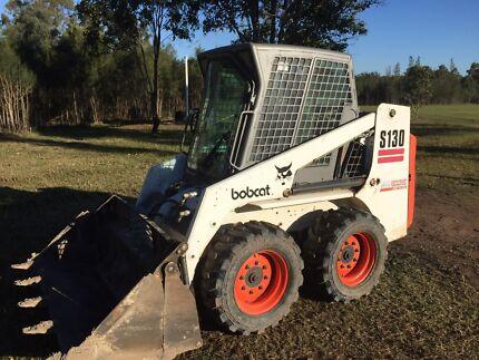 Bobcat / Skid steer S130 Aircon Cabin