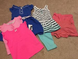 Girls summer clothes- Size 24m/size 2