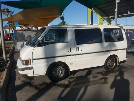 Ford Econovan equiped