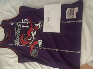 Vince carter Mitchell and ness size medium