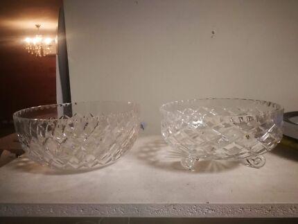 Beautiful Crystal Vase Vases Bowls Gumtree Australia Logan