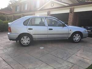 Toyota Corolla Hatchback 1997 Fletcher Newcastle Area Preview