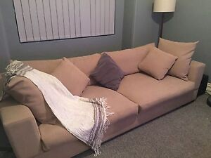 Custom made Harvey Norman couch, in excellent condition Rockdale Rockdale Area Preview