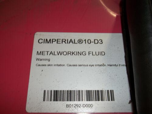 Cimcool 10-D3 (1) 55 Gallon Drum
