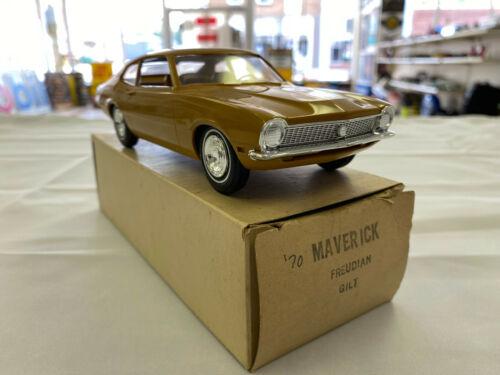 1970 Ford Maverick Promo Car by JO-HAN w/ Box Near Mint