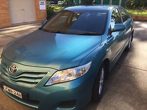 2011 Toyota Camry 2.4 litre Tuncurry Great Lakes Area Preview