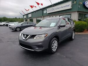 2015 Nissan Rogue S BLUETOOTH/CRUISE/BACK UP CAMERA/ALL WHEEL...