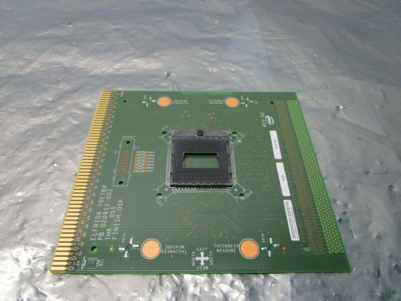 Intel ELFRIDA 70ETBX PCB, PB G20912-002, 101538