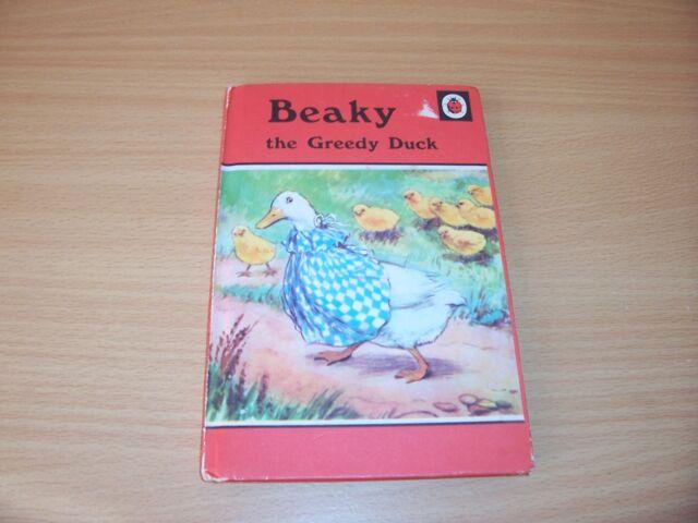 LADYBIRD BOOK BEAKY THE GREEDY DUCK